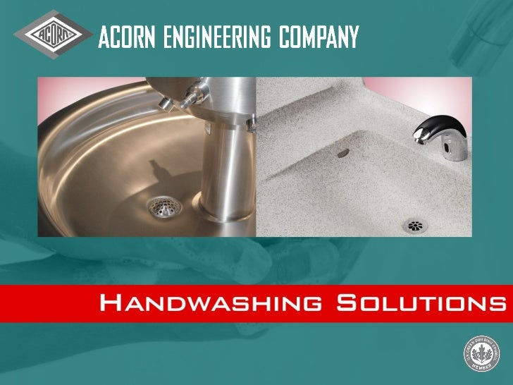 Acorn Engineering Meridian Wash-Ware