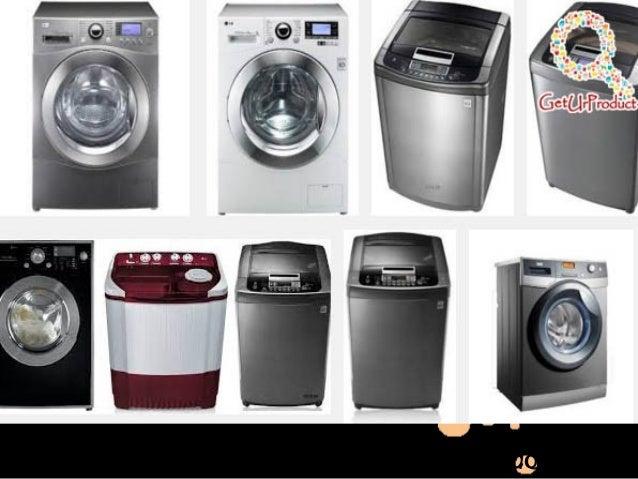 washing machine dealers