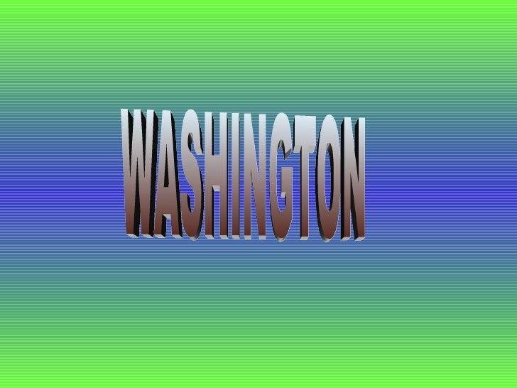 Washington Slideshow