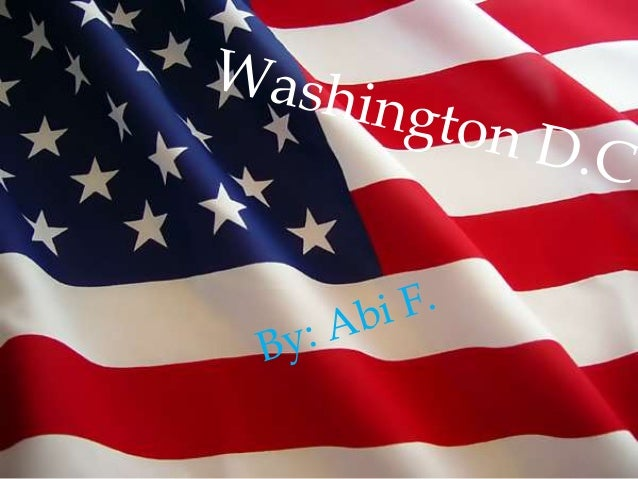  D.C is our nations capitol!  It was founded when Washington became president.  D.C was named after our first president...