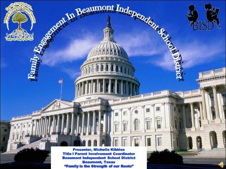 Michelle Kibbles-BISD Parent Involvement_Washington June 23