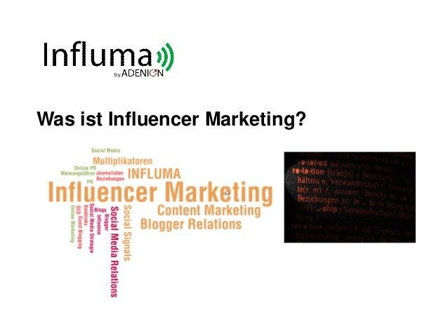 © ADENION 2015 by Was ist Influencer Marketing?