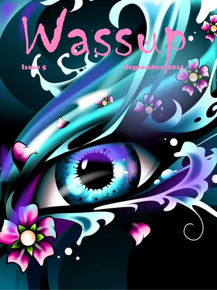 WASSUP - The Cultural Trends Report published by Ogilvy Asia(September 2011)