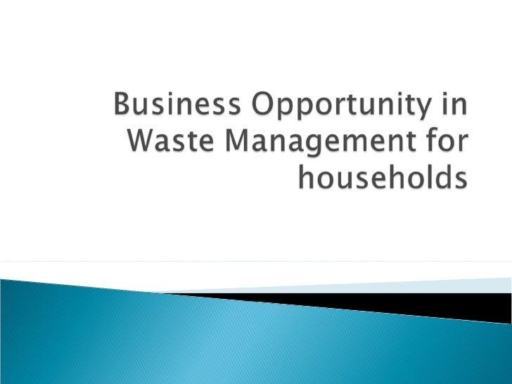 Waste Management_Mayank Jain_IIM Calcutta.ppt