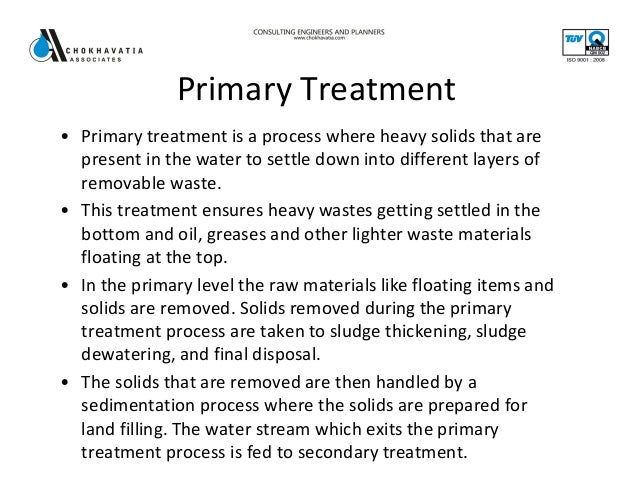 introduction of sewage treatment plant pdf