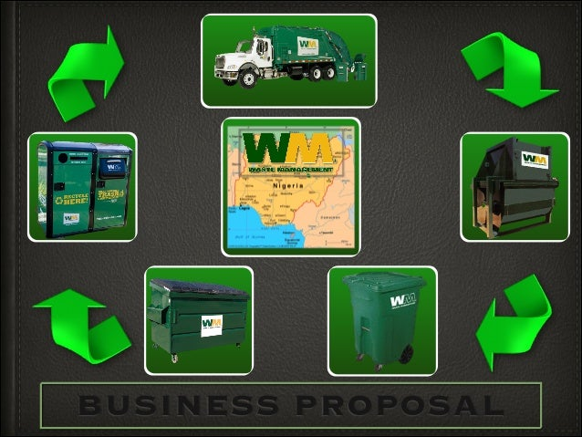 waste management business plan in nigeria