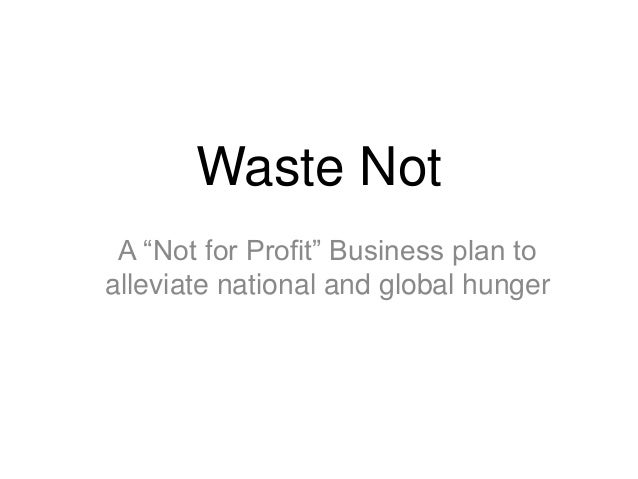 "Google Square ""Waste Not"" Pitch Presentation"