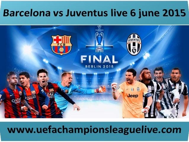 juventus live match
