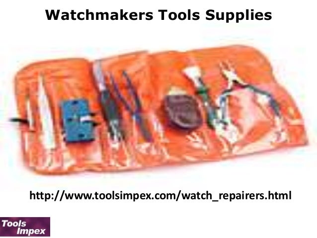 Watchmaker Tools Australia Watchmakers Tools Supplies