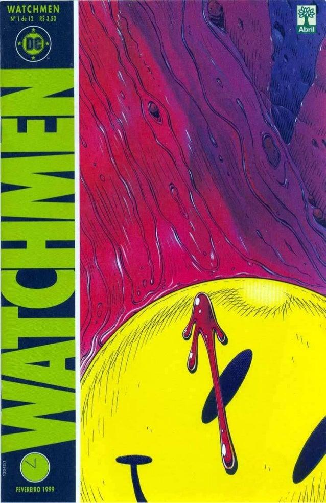 Watchmen 01 de 12