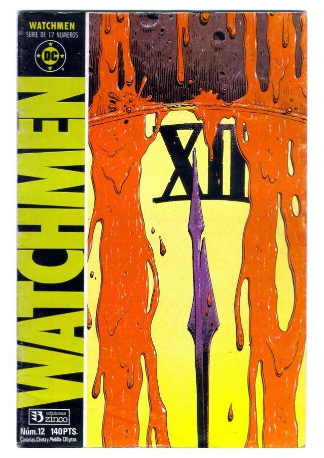 Watchmen 12