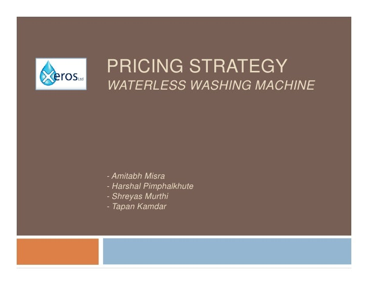 waterless washer machine