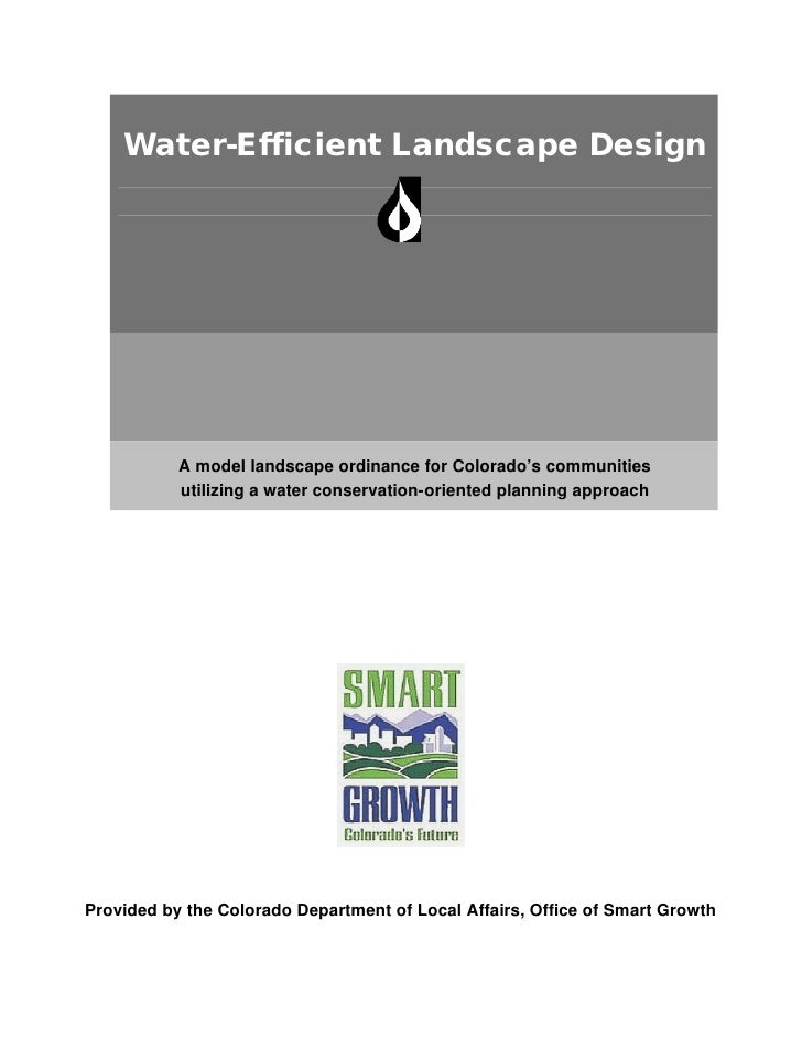 Water%20 Efficient%20 Landscaping%20 Design