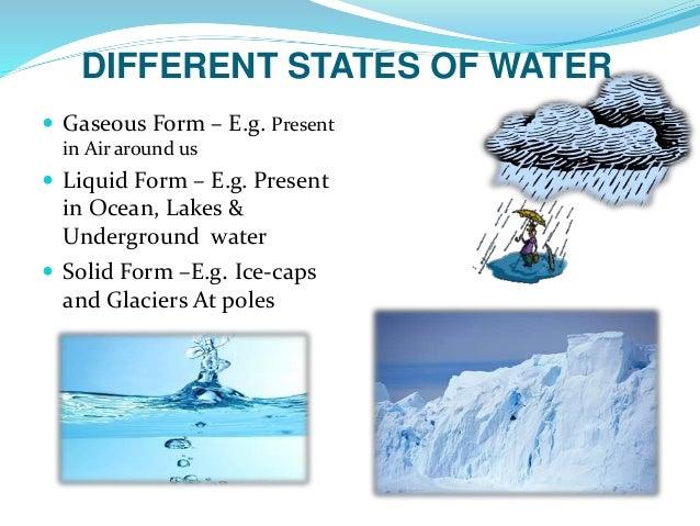 water essays