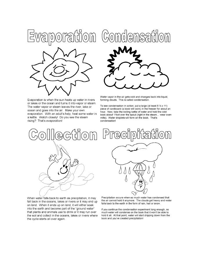 Water Cycle - Lessons - Tes Teach