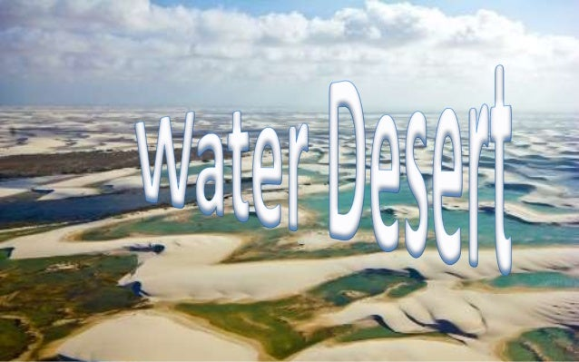 Lencois Maranhenses fresh water desert. Brazil, with its tropical climate, has no real desert, but still, there is an amaz...
