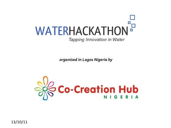 organised in Lagos Nigeria by