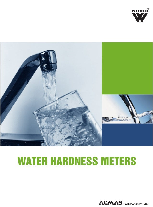 Water Hardness Meters by ACMAS Technologies Pvt Ltd.