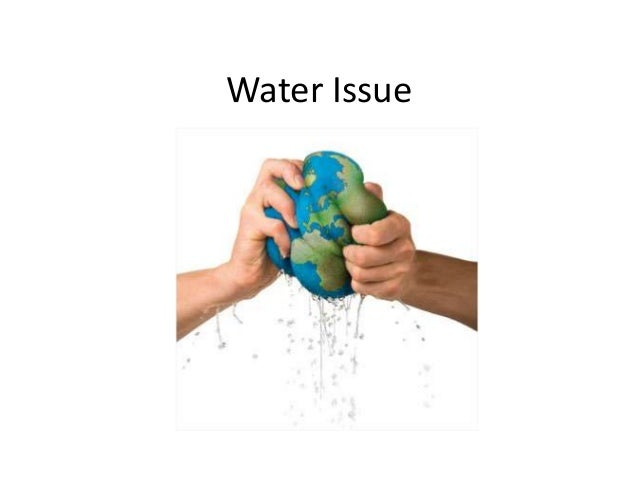 Water Issue