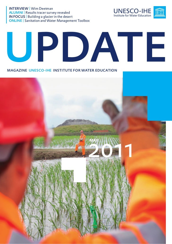 WATER ISSUES - UPDATE May-2011