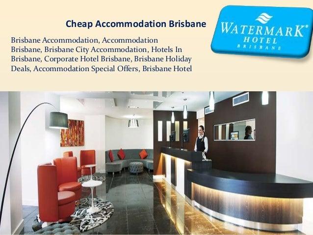 Cheap Accomodation Brisbane