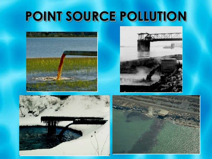 nonpoint source pollution diagram world of diagrams