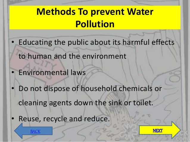 prevent water pollution essay esseys