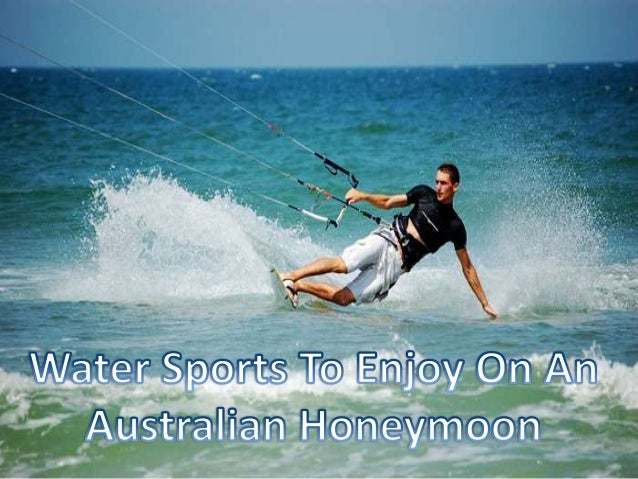 Australia is a sports loving nation. Besides, the regular games, you can also enjoy varieties of water sports here. If you...