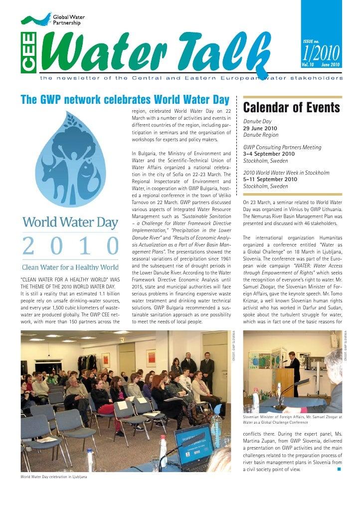 Regional Newsletter 1/2010