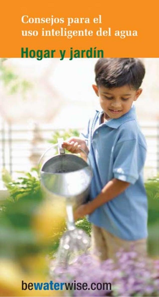 Consejos para ahorrar aguHogar y JardínConservar el agua no es nada nuevo paralos californianos del sur. Lo hemos estadoha...