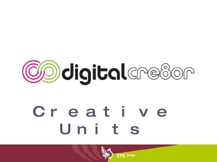The Creative Units