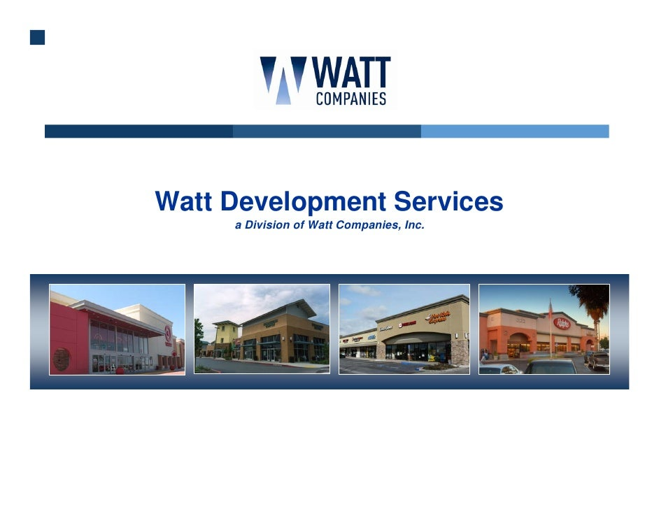Watt Dev Svcs Brochure