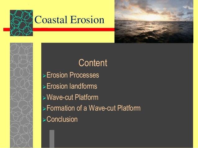 Wave cut platform.( Swaleh Mohamed )