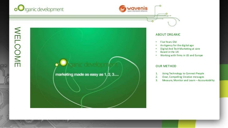 Wavenis Branding and Marketing PPT
