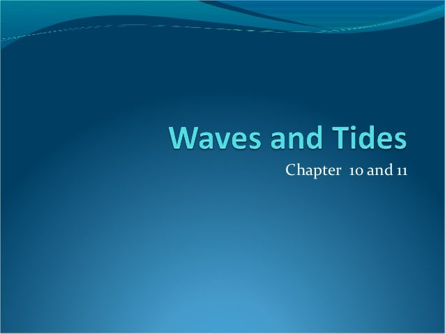 Wave slideshow