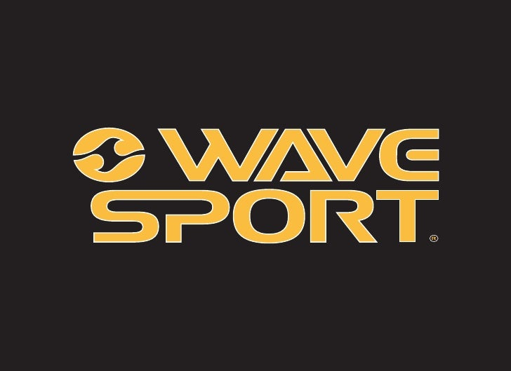 Logo work for Wave Sport including appropriate color usages (created new brand guidelines in addition to logos)