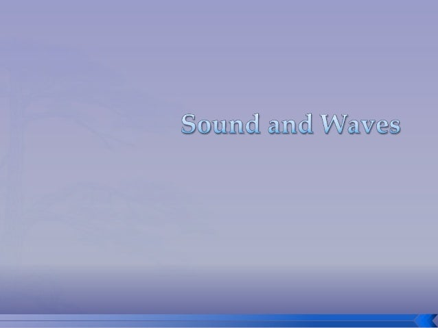 Waves are all around us!Water wavesSound wavesEarthquake (seismic waves)Waves carry energy! Example: Electromagnetic wa...