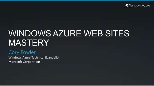 Windows Azure Web Sites               Build with ASP.NET, PHP, Node.js               Deploy Quickly with Git, FTP, TFS  ...