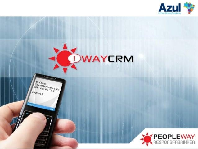 Bem vindo a Azul linhas Aéreas! Seu celular já foi cadastrado com sucesso. Maiores informações acesse www.voeazul.com.br O...