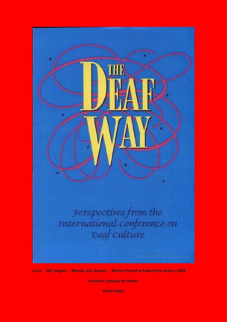 Way deaf