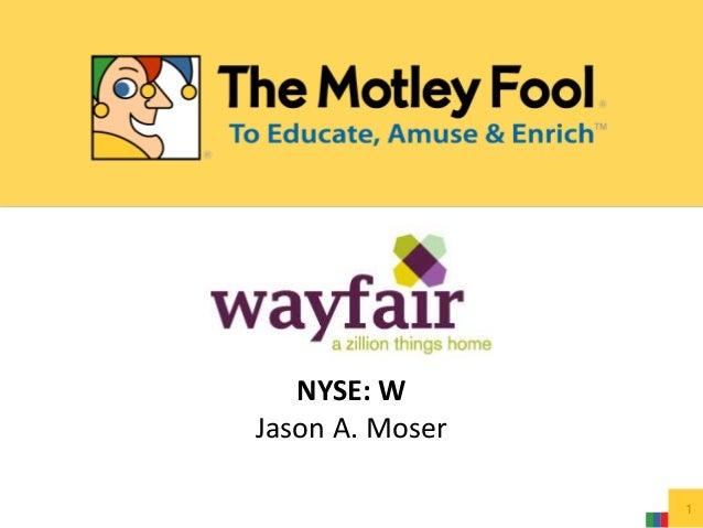 Wayfair Deck