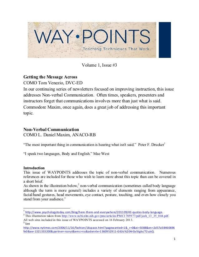Way points vol1#3b