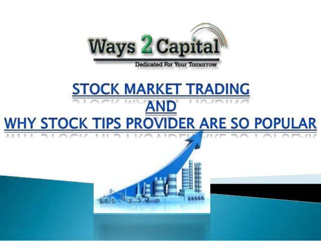 the benefits of technology for the stock market 2018-6-7  a stock market, equity market or share market is the aggregation of buyers and sellers (a loose network of economic transactions, not a physical facility or discrete entity) of stocks (also called shares), which represent ownership claims on businesses these may include securities listed on a public stock exchange as well as those only.