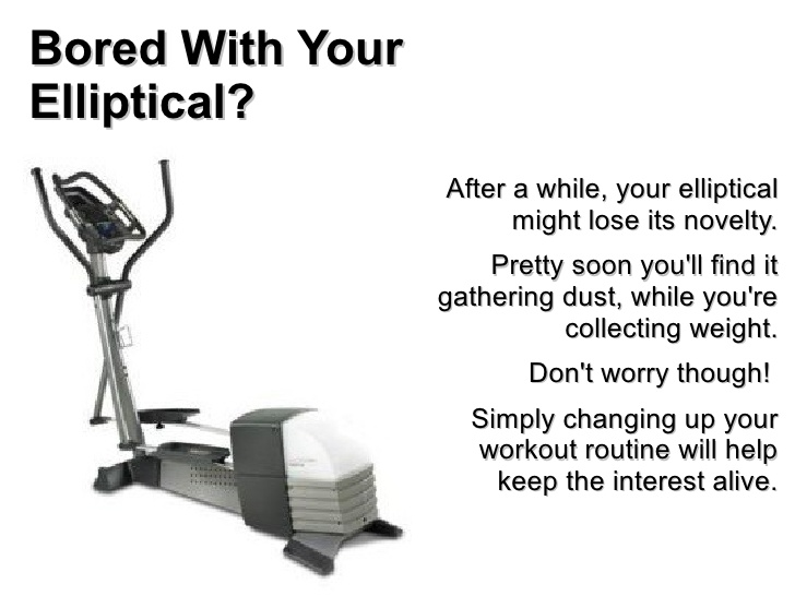 cheapest elliptical machines