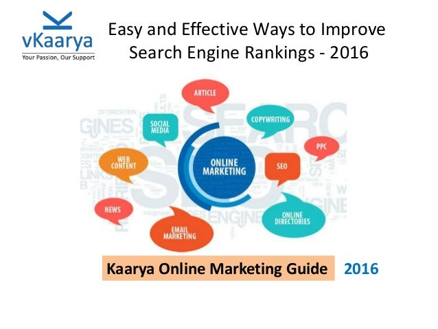 Tips to improve search engine optimization