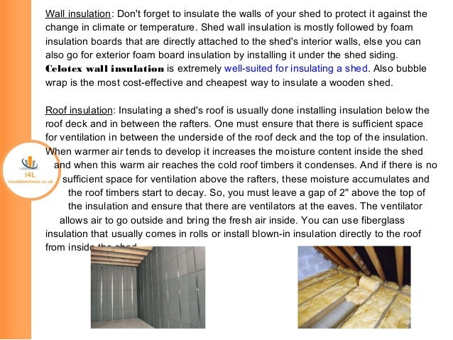 Shed Floor Insulation Floor Insulation Insulating