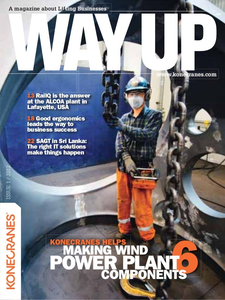 A magazine about Lifting Businesses   TM                                                                 TM               ...