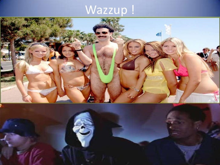 Wazzup !<br />