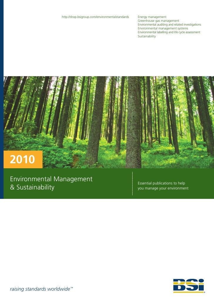 http://shop.bsigroup.com/environmentalstandards   Energy management                                                       ...