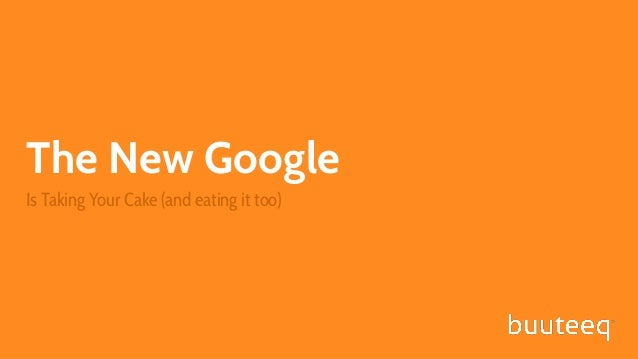 Google Changes for Bed & Breakfasts in 2013